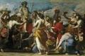 Massimo Stanzione, Sacrificio a Baco