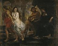 Rubens, Orfeo y Eurídice