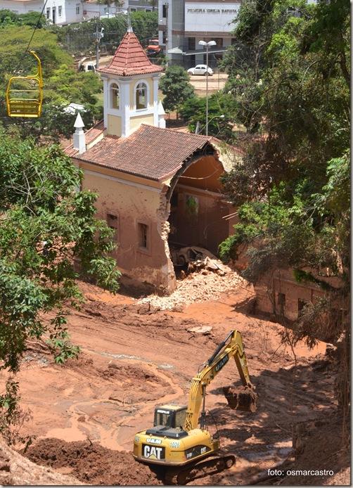 capela suspiro destruidanet
