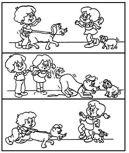 Secuencia de un cuento infantil - Imagui