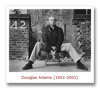 Life the Universe and Everything Douglas Adams