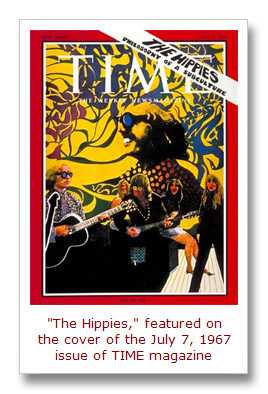 "Credit for the origin of the term ""hippies"" is generally given to"