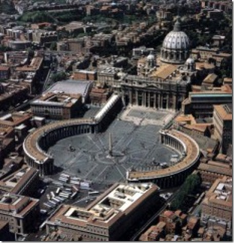 Vaticano, o menor Estado Independente do mundo