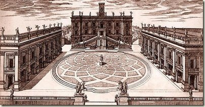 Colina Capitolina, Roma - Michelangelo