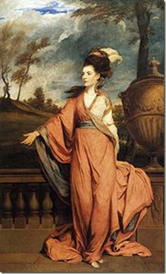 Jane, Condessa de Harrington, Reynolds, 1777