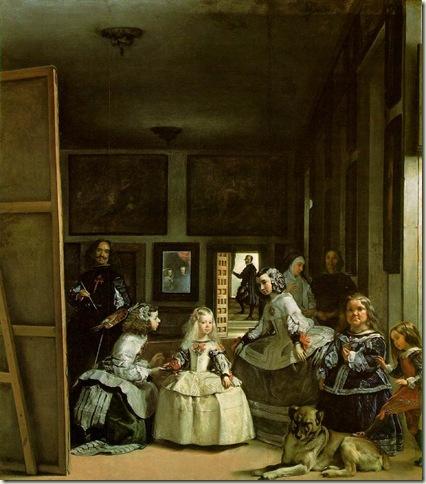 As Meninas, Diego Velázquez, 1656 - Madrid