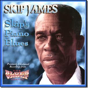 Skip James, músico e cantor Norte-americano, um dos maiores intérpretes de blues