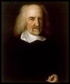 Thomas Hobbes - autor de Leviatã