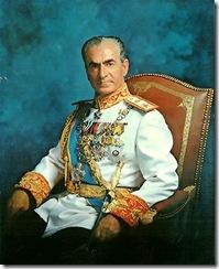 xá Reza Pahlev - Irã