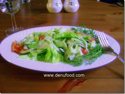 LemonyDillSalad