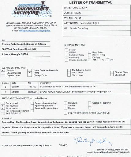 transmittal letter template