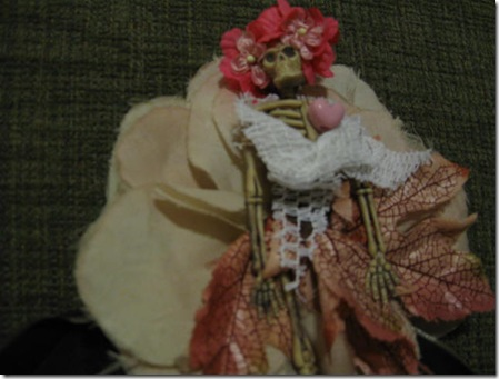 Catrina Halloween Corsages 013