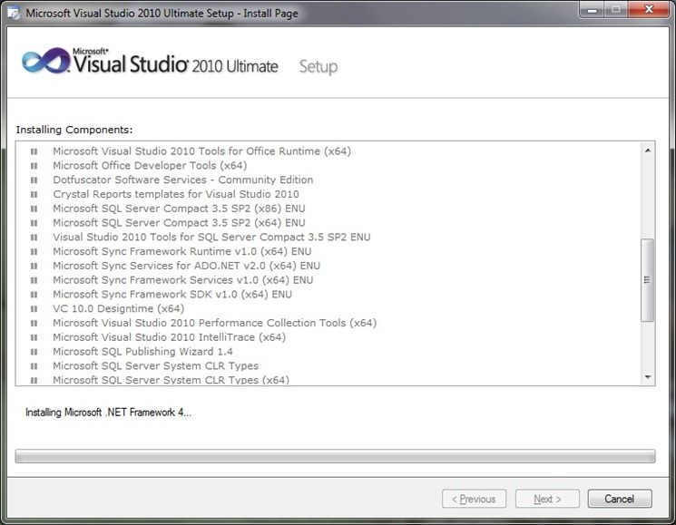 Visual Studio 2010 Tools for Office Runtime 64bit