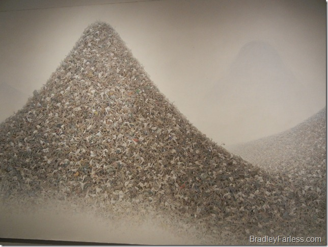 Ash Color Mountains, by Makoto Aida.