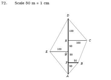 Karnataka Board Question Paper (Mathematics) SSLC Exam