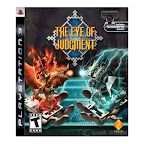 PS3 Blu-ray Game The Eye of Judgment