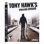 PS3 Blu-ray Game Tony Hawk's Proving Ground