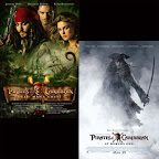 VCD Pirates Of The Caribbean - Dead Man's Chest & At World's End
