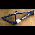 Bike Frame Da Bomb Tora Bora - Grey