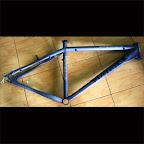 Bike Frame Da Bomb Tora Bora XC - Grey