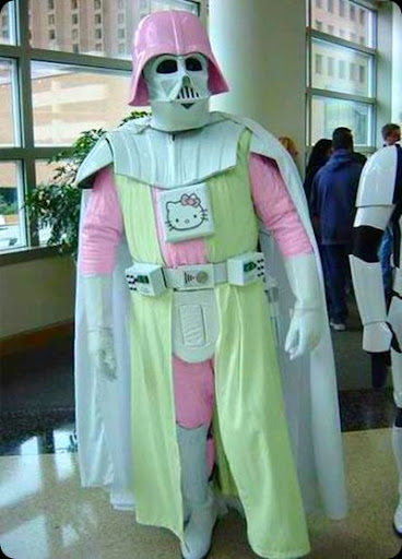 cool star wars photo pink darth vader hello kitty Cool Star Wars Photos fact