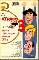 1962 ATRACO A LAS TRES