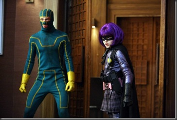 Kick-Ass hit girl