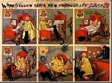 """The Yellow Kid"""