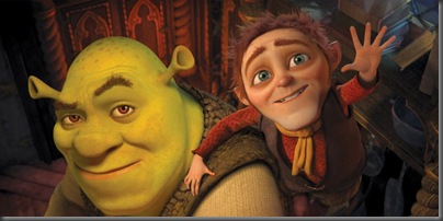 Shrek4 shrek y rumple