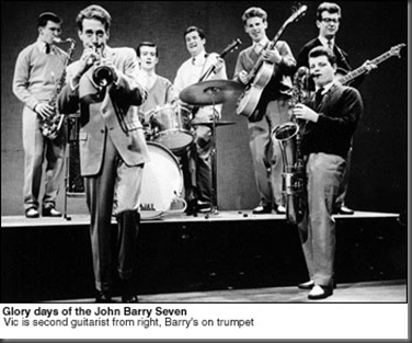 john barry seven