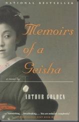 Memorias de una Geisha libro