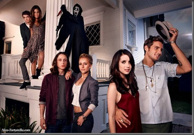 scream 4 new cast