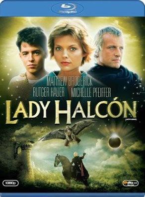 lady halcón