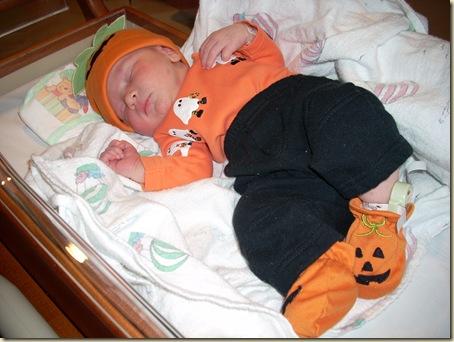 Jack First Halloween 002