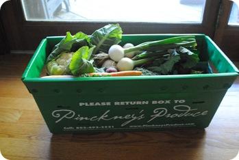 Pinckney's Produce