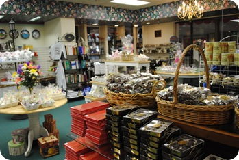 Old Kentucky Chocolates Lexington Center