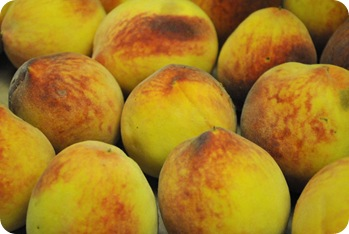 Local SC peaches