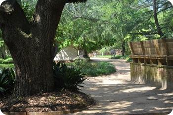 Hopelands Garden