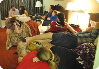 hotel party