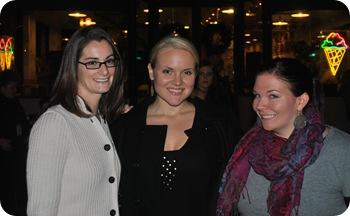 Lily, Kat, Lizzie