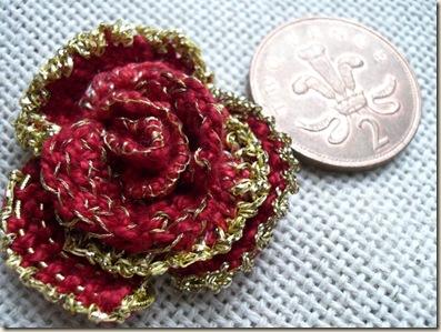 Contemporary rose 2