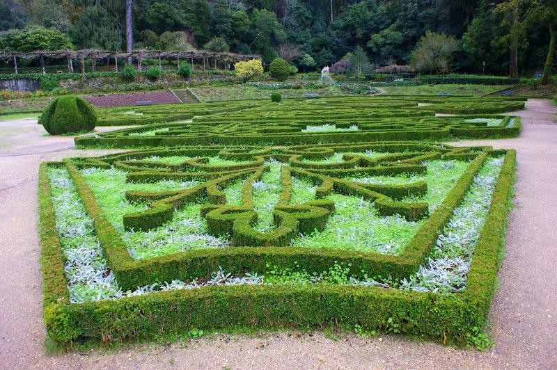 Palacio do Bussaco, Jardins