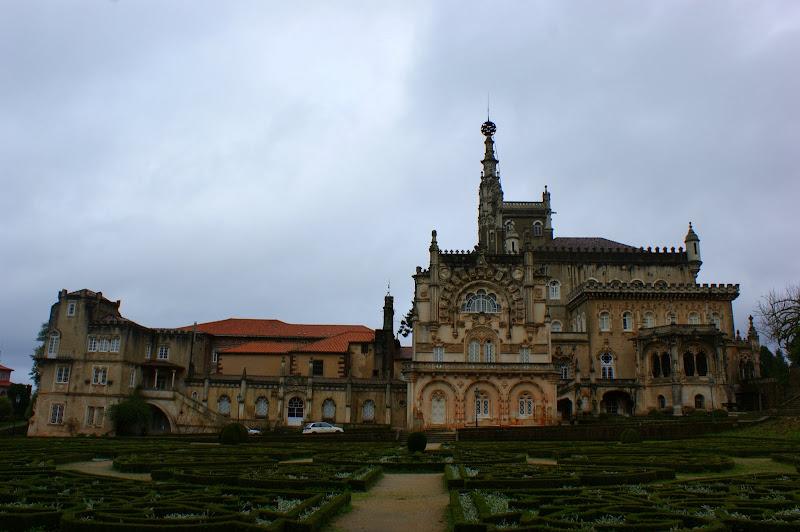 Jardim do palacio do Buçaco
