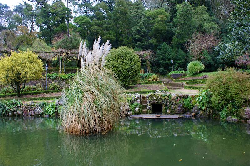 Jardim do Palacio do Bussaco