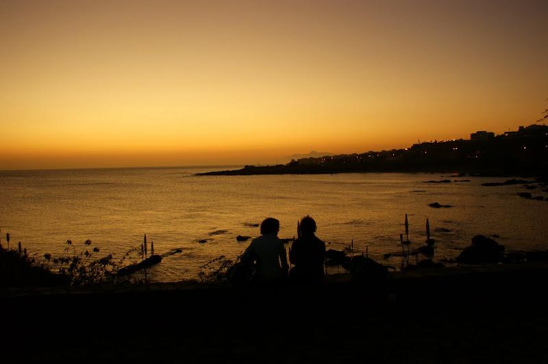 Pôr do sol na Praiinha, Cabo Verde