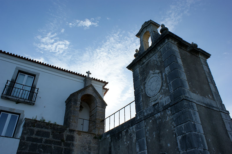 O Castelo de São Felipe, Setúbal