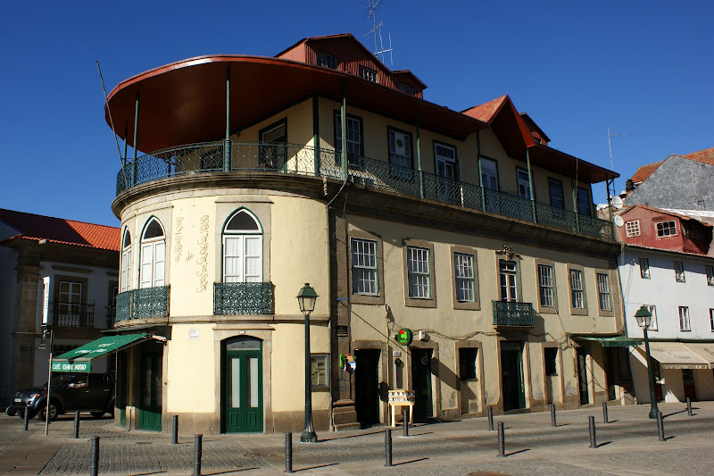 Bragança, praça da Sé