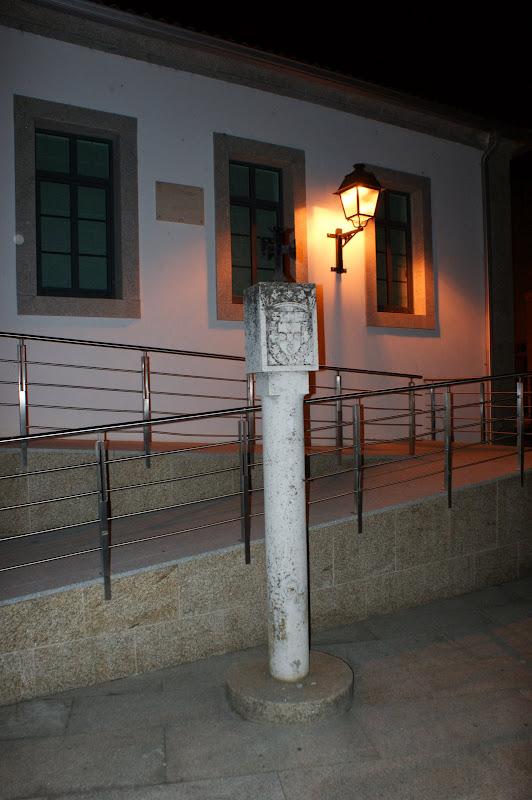 O pelourinho, Bragança