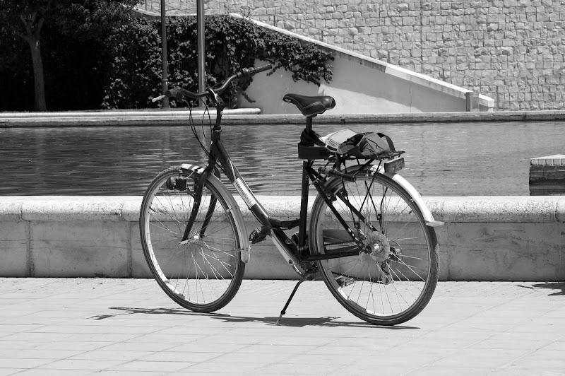 A bicicleta da Turista