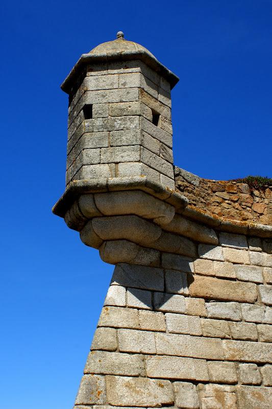 Torre de vigia, Castelo do queijo, Porto